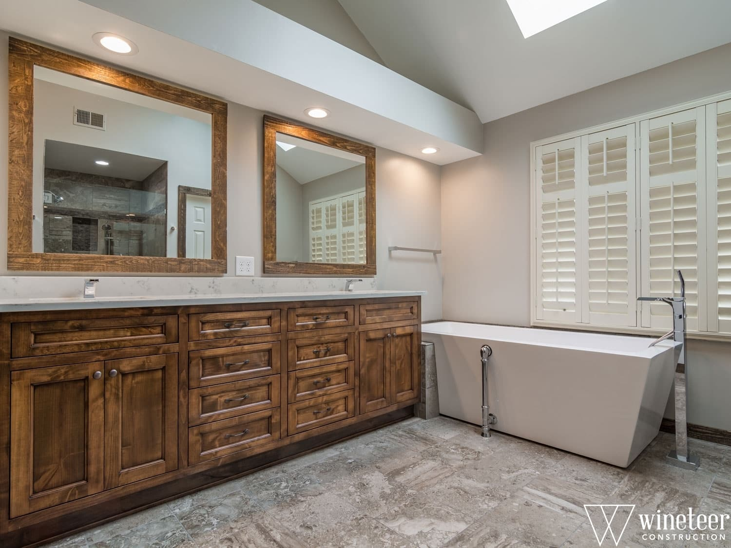 Gone Are The Days Of Cramped Bathrooms Complete With Questionable Features.  The Bathroom Is One Of The Most Used Places In The Home Where Comfort And  ...