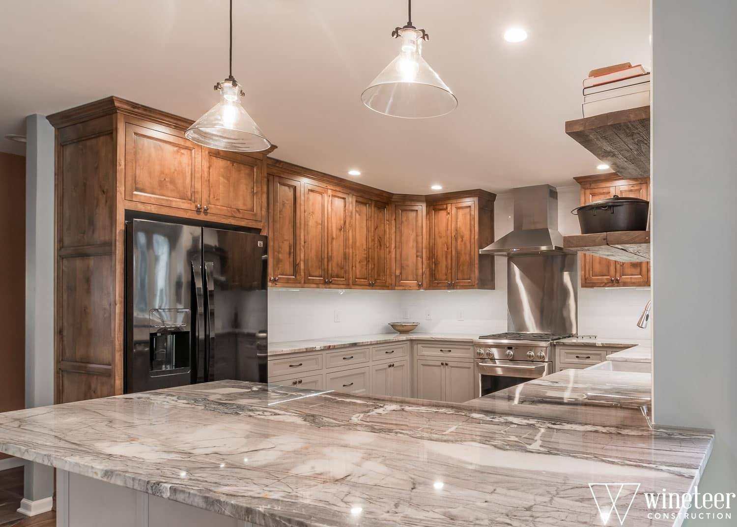 kitchen remodeling wineteer construction
