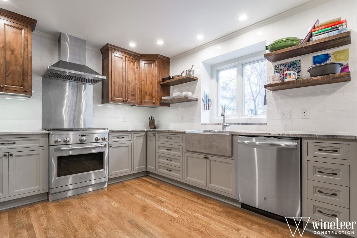 Kitchen Remodeling - Wineteer Construction