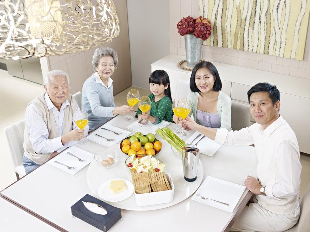 multigenerational