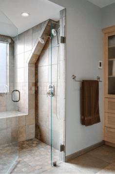 image on page for  / perceived to contain Bathroom Indoors Housing Interior Design Loft