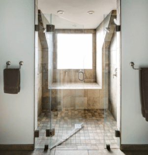 image on page for  / perceived to contain Bathroom Indoors Shower