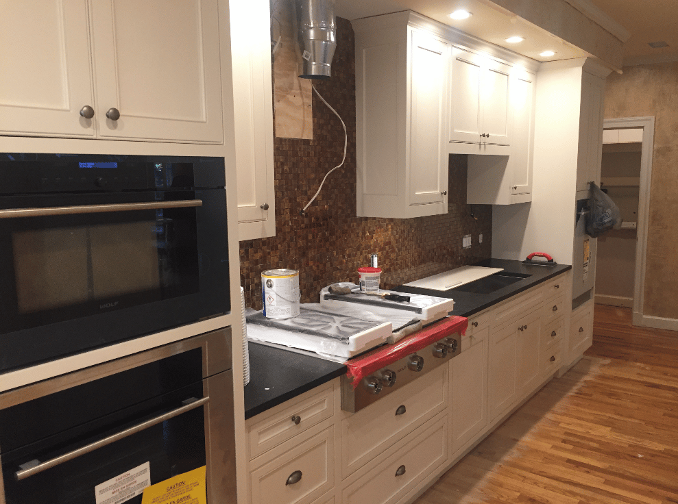 Major Kitchen Remodel Updates Appliance Selection Wineteer Construction